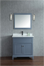 "Argento 36"" Bathroom Vanity"