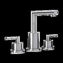 "Rubi Usagi 8"" c.c. Washbasin Faucet Chrome"