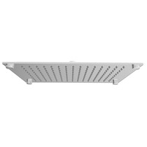Rubi CIRRUS Built-in Square Rain Head for Shower Polished Stainless Steel