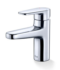 Fluid Utopia Single Handle Faucet Brushed Nickel