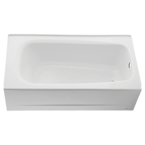 """American Standard Cambridge with Integral Apron 60"""" x 32"""" - Bathing Pool Left Hand"""