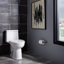 American Standard Loft Right Height Elongated One-Piece Toilet White