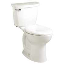 American Standard Cadet PRO Compact Right Height Elongated 14 Inch Rough-In 1.6 gpf Toilet White