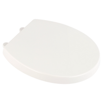 American Standard Telescoping Round Front Luxury Toilet Seat White