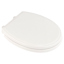 American Standard Traditional Round Front Luxury Toilet Seat White