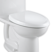 American Standard Cadet 3 Slow Close Round Front Toilet Seat White
