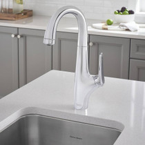 American Standard Avery Pull-Down Bar Faucet Polished Chrome