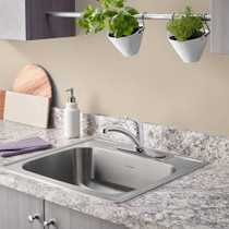American Standard Colony Pro Single-Handle Kitchen Faucet Polished Chrome