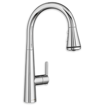 American Standard Edgewater Pull-Down Kitchen Faucet with SelectFlo Polished Chrome