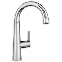 American Standard Edgewater Pull-Down Bar Faucet Polished Chrome