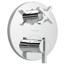 American Standard Boulevard Thermostatic Shower Valve Trim Kit Brushed Nickel