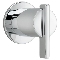 American Standard Boulevard On/Off Vol Control Valves with Lever Handle Polished Chrome