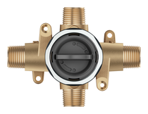 American Standard Flash Shower Rough-In Valve with Universal Inlets and Outlets