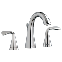 American Standard Fluent Two-Handle Widespread Bathroom Faucet Polished Chrome