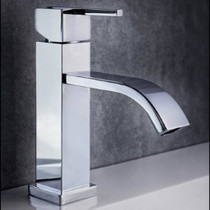 American Standard Quest Monoblock Faucet Polished Chrome
