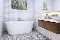 Zitta Espa Freestanding Bathtub 59″ x 32″ x 23 5/8″
