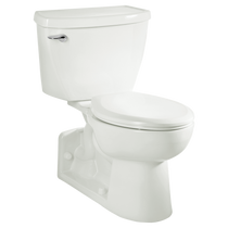 American Standard Yorkville 1.6 gpf Right Height Elongated Pressure Assisted Toilet