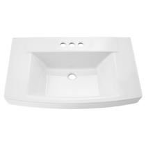 American Standard Townsend Above Counter Sink - 4 Inch Centers White