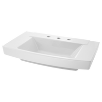 American Standard Townsend Above Counter Sink - 8 Inch Centers White