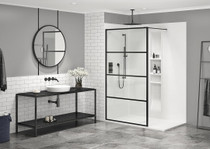 Zitta Indus Alcove Shower Screen