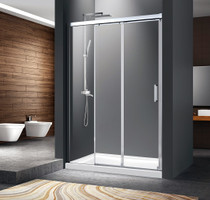 Zitta Caldara Alcove Sliding Shower Door