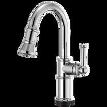 Brizo Artesso SmartTouch Pull-Down Prep Faucet