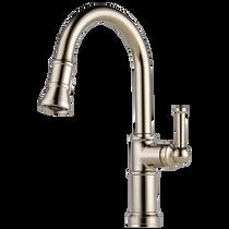 Brizo Artesso Single Handle Pull-Down Kitchen Faucet