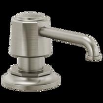 Brizo Rook Soap/Lotion Dispenser