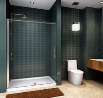 Zitta Quadro Alcove and Corner Shower Doors