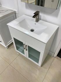 """Jane 24"""" Bathroom Vanity in White"""