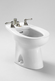 Toto Piedmont Bidet, Vertical Spray