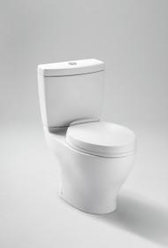 "Toto Aquia Dual Flush Toilet 1.6GPF & 0.9GPF - 10"" Rough-in"