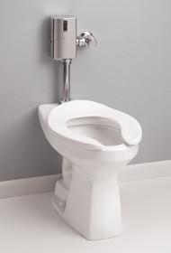 Toto Commercial Flushometer Toilet HET, 1.28 GPF - ADA