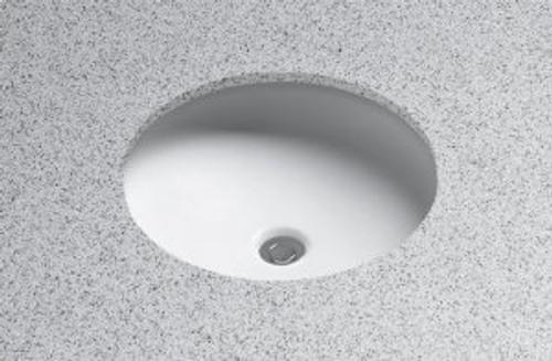 TOTO Curva Undercounter Lavatory Sink LT183
