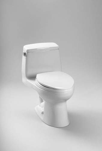 Toto Eco Ultramax Toilet One Piece Round Front 1.28 GPF