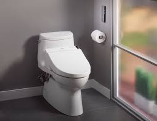Toto Carlyle II 1G Connect + C200 Washlet One Piece Toilet 1.0 GPF