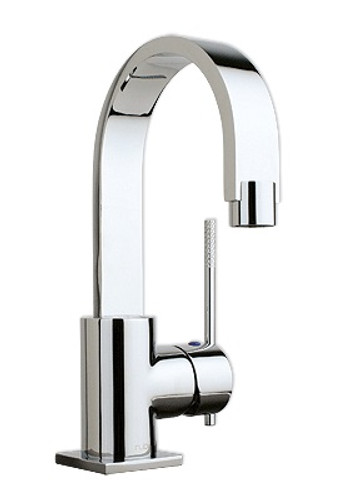Rubi Evita Single-hole washbasin faucet with drain