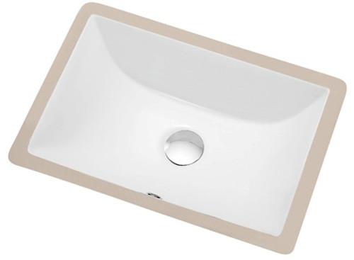 Akcent Under mount Bathroom Sink 18 x 12