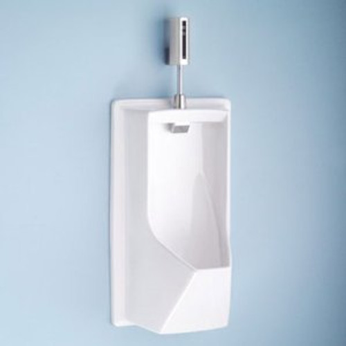 Toto Lloyd Urinal with Electronic Flush Valve - ADA