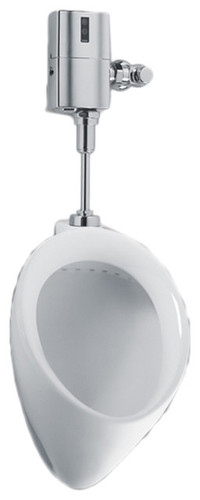 Toto Commercial Washout High Efficiency Urinal, 0.5 GPF - ADA