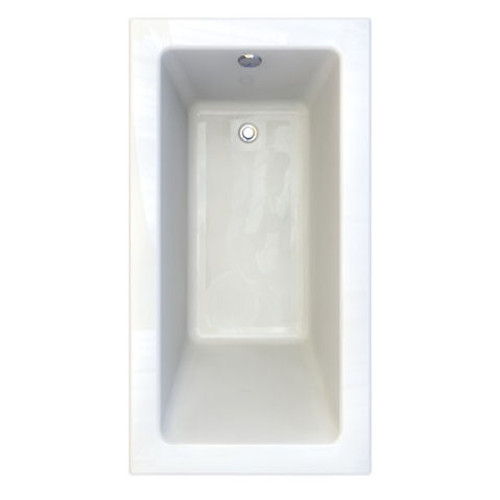 "American Standard Studio 5' x 32"" Drop In Tub Bathing Pool"