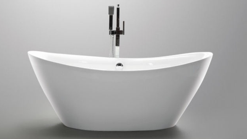 "Barbados 71"" Freestanding Bath Tub"