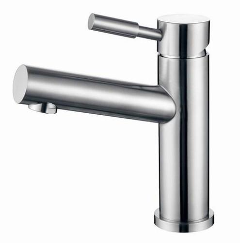 Royal Evita Single Hole Bathroom Faucet Brushed Nickel
