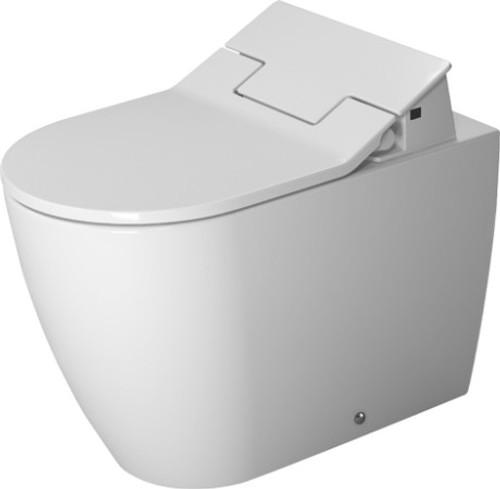 Duravit ME Toilet Wall Mounted Rimless for Sensowash C 216959
