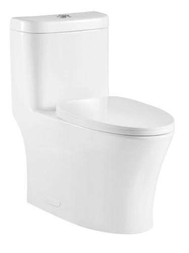 Crown Deco Dual Flush One Pc Toilet
