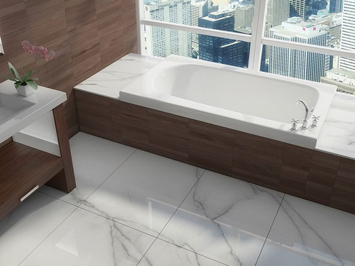 Mirolin Kalm Drop in Bath Tub 72 x 36