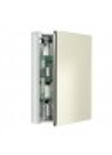 Zenith Beveled Mirror Medicine Cabinet, 20-Inch, Frameless