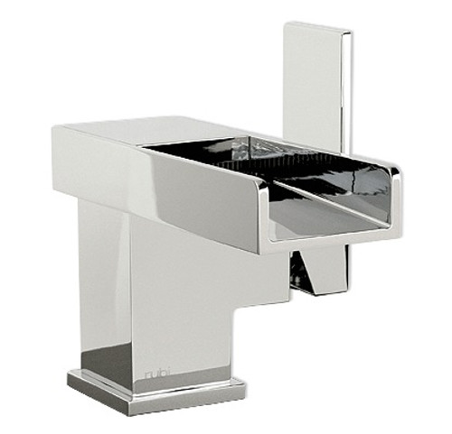 Rubi Kali Single-hole Washbasin faucet Brushed Nickel