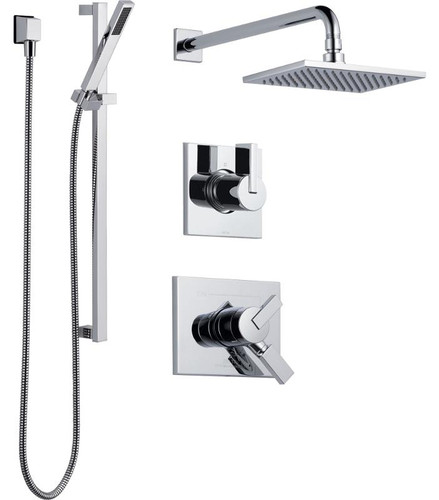 DELTA DF-KIT1 VERO® MONITOR® 17 SERIES SHOWER KIT - CHROME