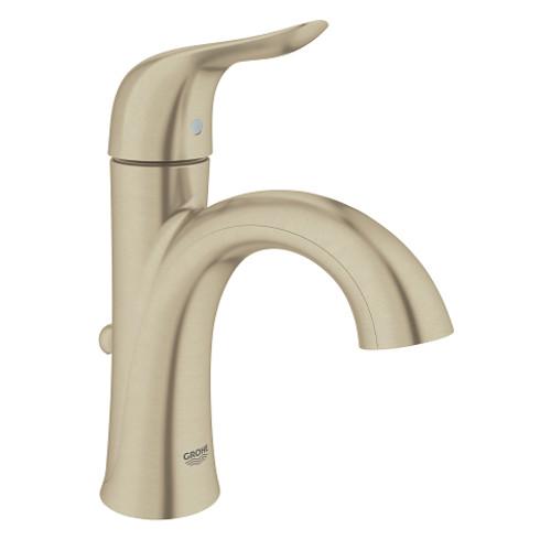 Fabulous Grohe Agira Single Handle Bathroom Faucet Lavatory Centreset Brushed Nickel Finish Download Free Architecture Designs Scobabritishbridgeorg